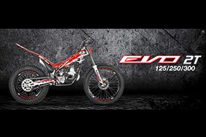 トライアルバイク Evo 2T/4T My'19