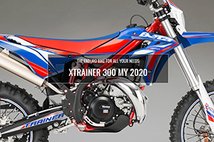 エンデューロバイク X-trainer My'20