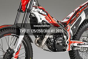 トライアルバイク Evo2T/4T My'20