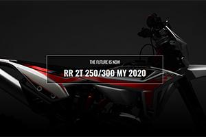 エンデューロバイク RR2T My'20
